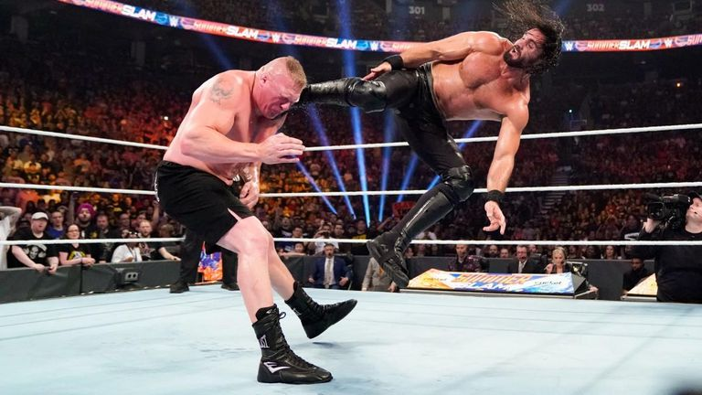 WWE SummerSlam: Five talking points from the big event in Toronto