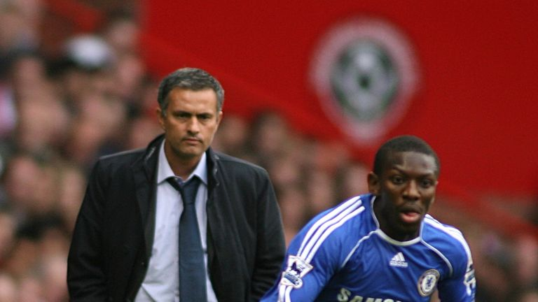 Wright-Phillips won the Premier League and the FA Cup under Jose Mourinho at Chelsea