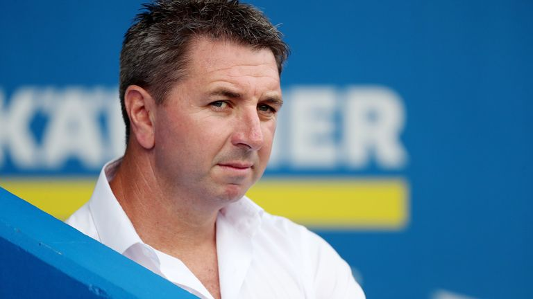 Steve Price is grateful for his family's support during their move to the UK