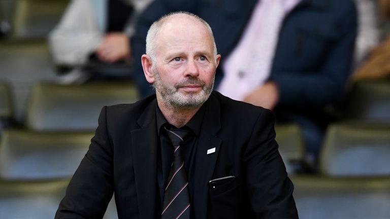 Aberdeen chairman Stewart Milne hailed Cormack