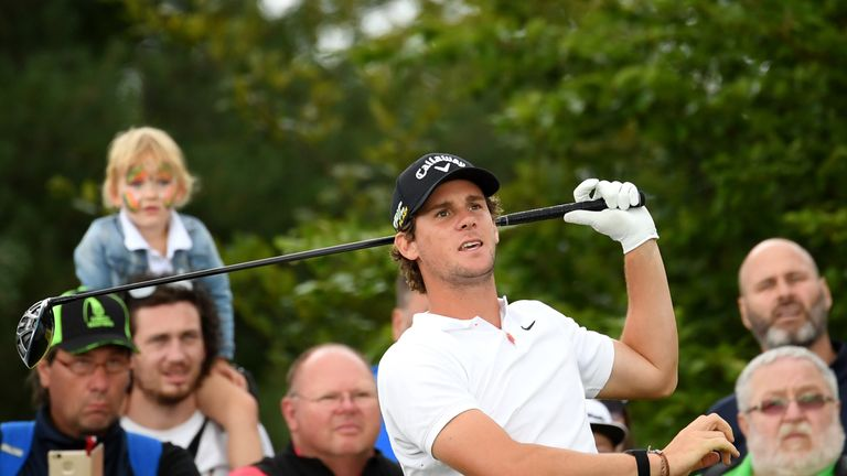 Pieters is without a European Tour victory since 2016