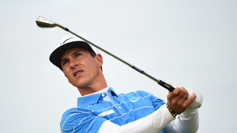 Olesen is a five-time winner on the European Tour