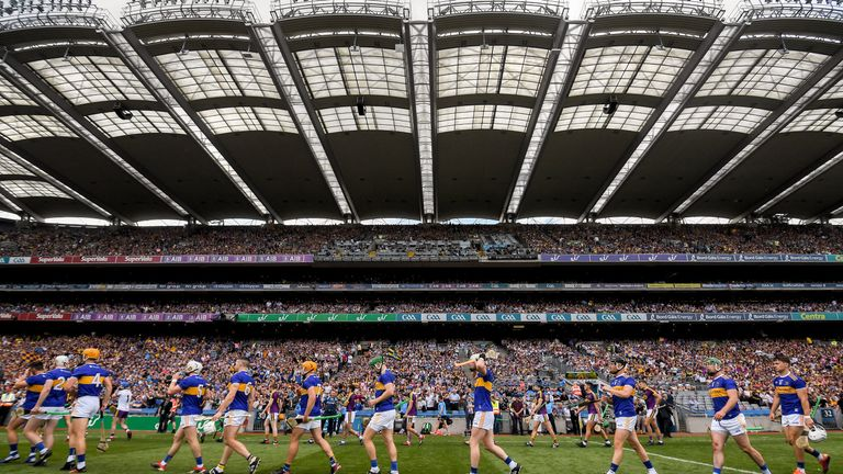 Tipperary are gunning for their 28th All-Ireland title on Sunday, when they face old foes Kilkenny