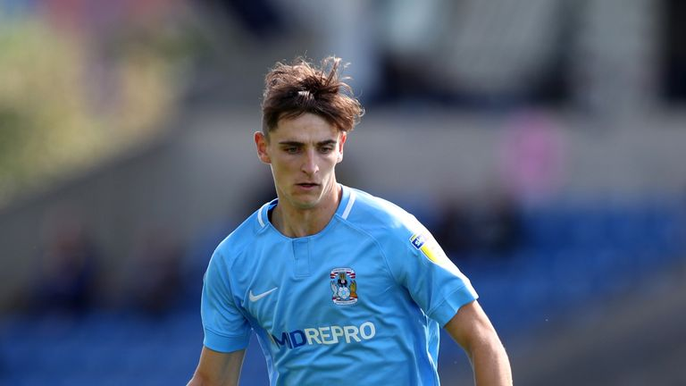 Tom Bayliss joined Preston from Coventry