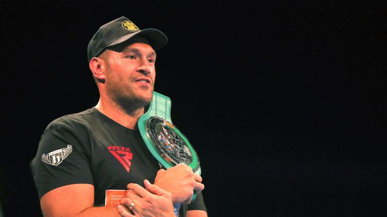 Tyson Fury could be facing a Swedish opponent