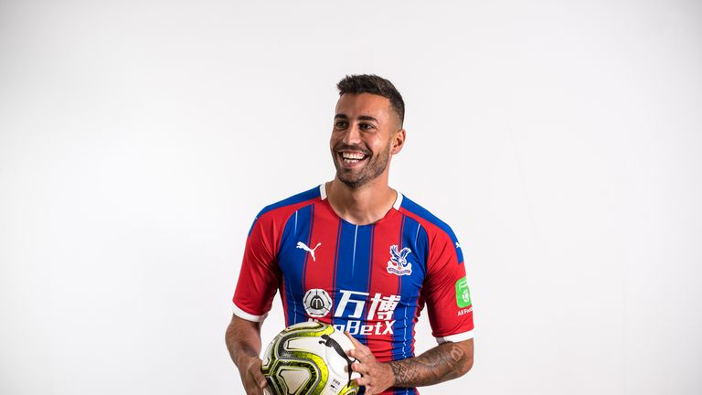 Victor Camarasa spent last season on loan at Cardiff
