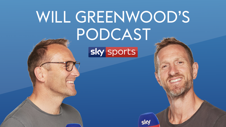Listen to the Will Greenwood podcast