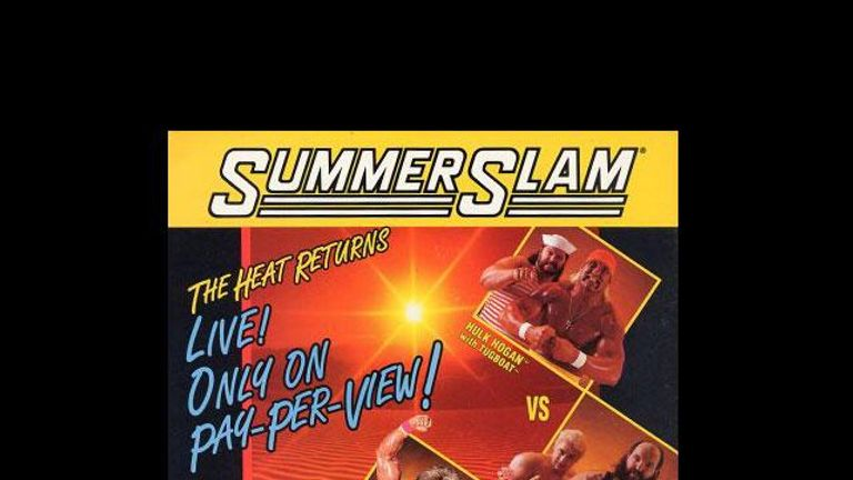 How much do you know about the history of SummerSlam? Find out with our quiz!