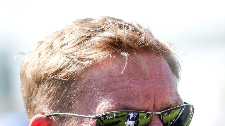 Tom Dascombe yet to decide Boomer's next race