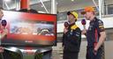 Verstappen and Ricciardo let loose