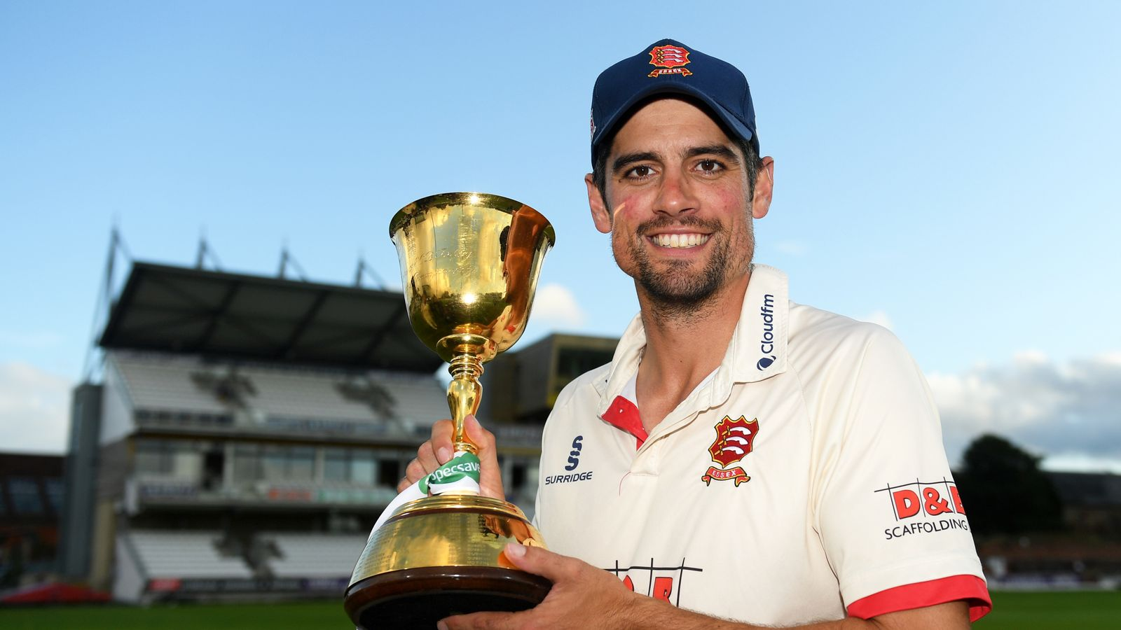 Sir Alastair Cook contra la temporada del Campeonato del Condado acortada | Noticias de Cricket 2