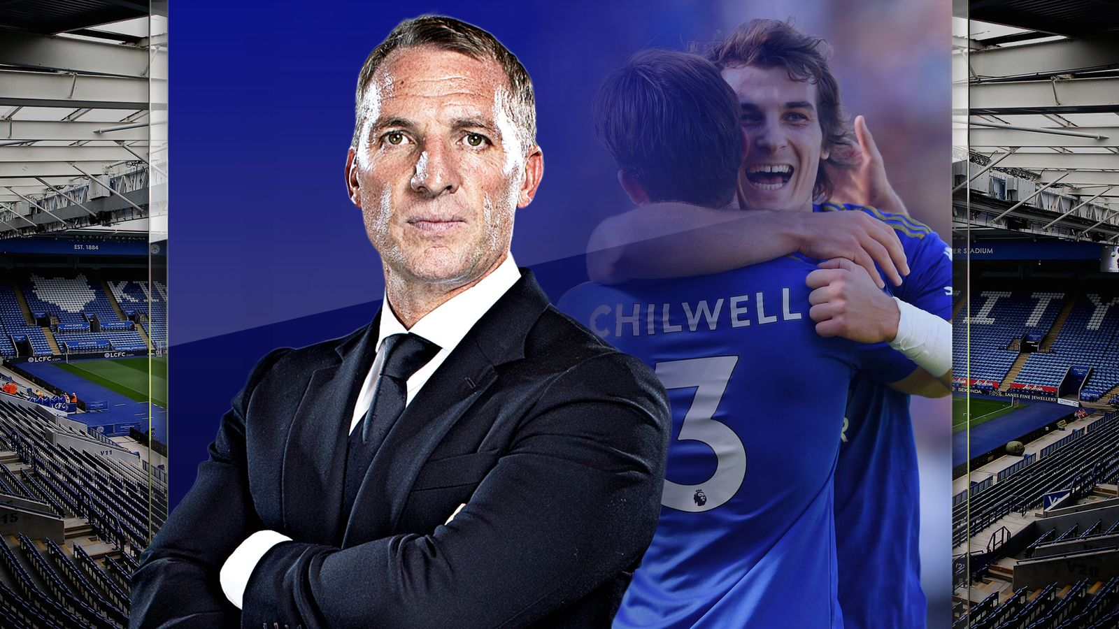 How Rodgers transformed Leicester