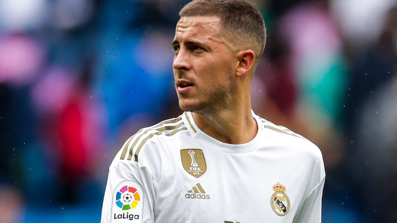 Eden Hazard: Real Madrid star recovering well from ankle surgery, says Roberto Martinez | Football News | Sky Sports