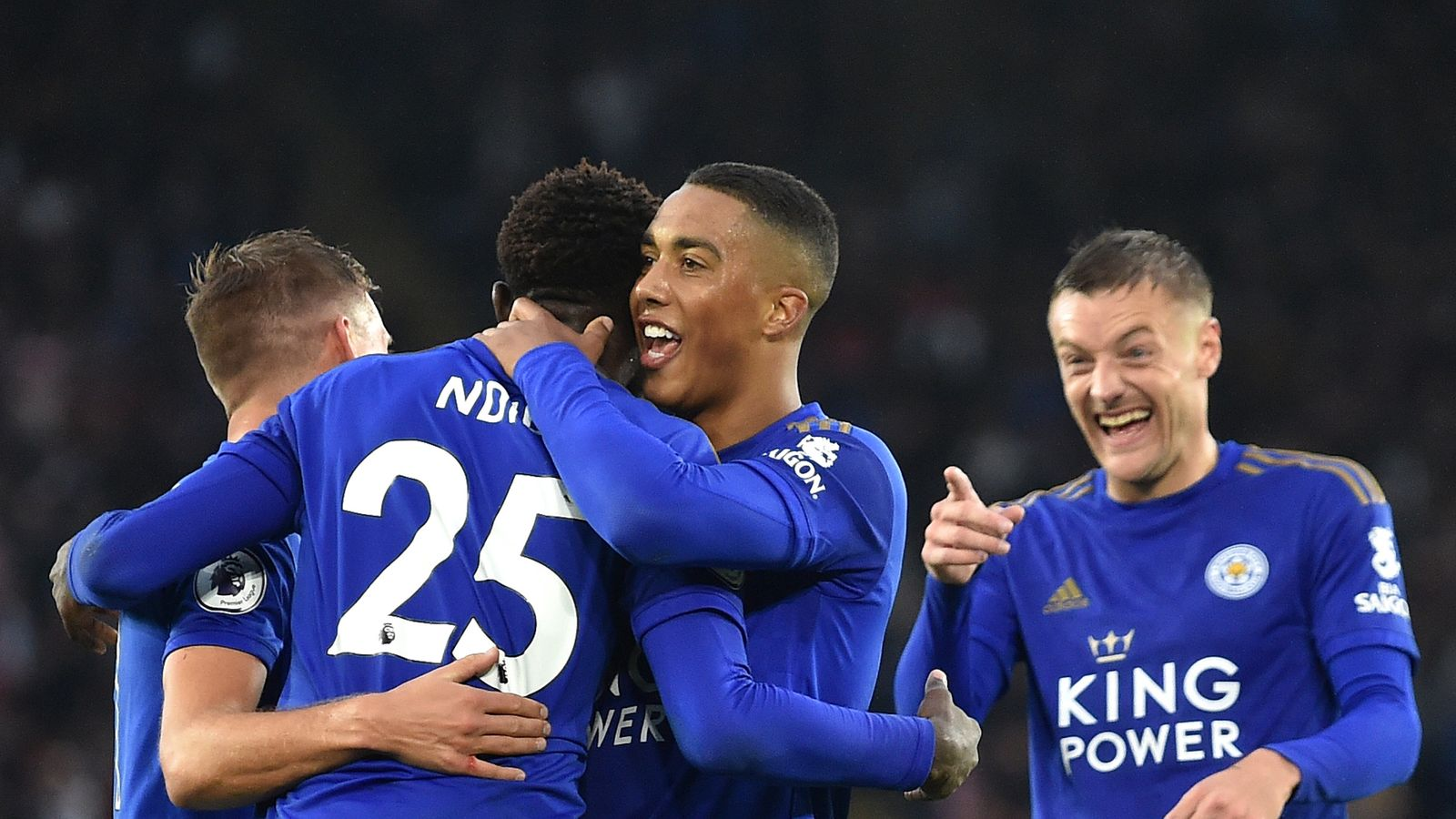 Leicester notebook: Foxes sense opportunity