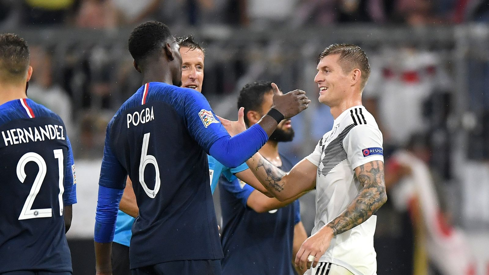European Paper Talk: Paul Pogba, Toni Kroos and Florentino Luis