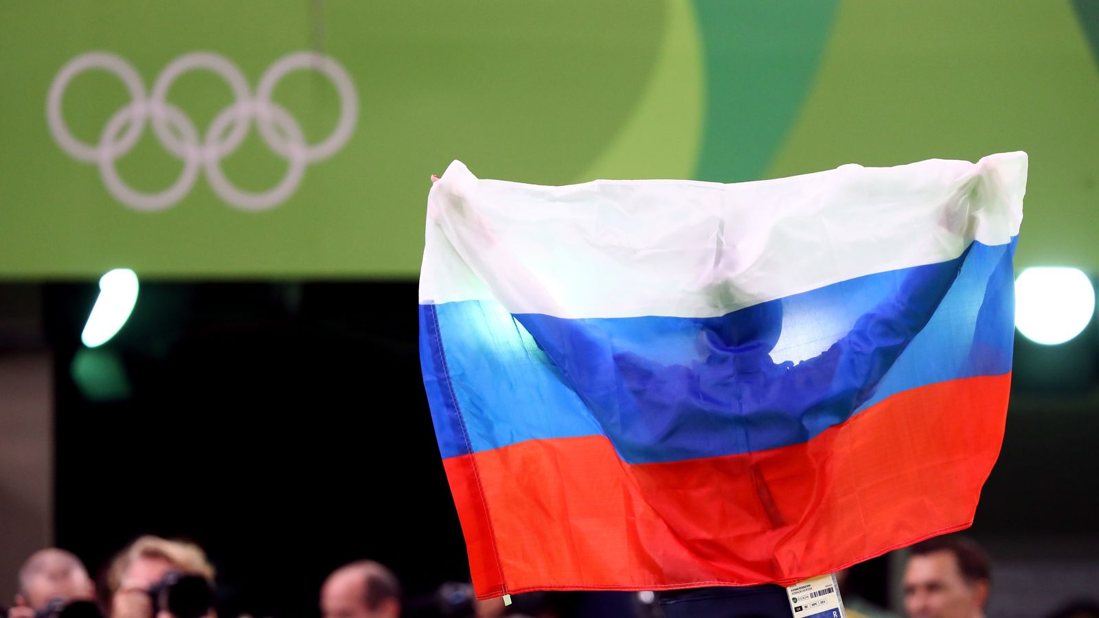 CAS to arbitrate WADA-RUSADA hearing amid Russian doping ban