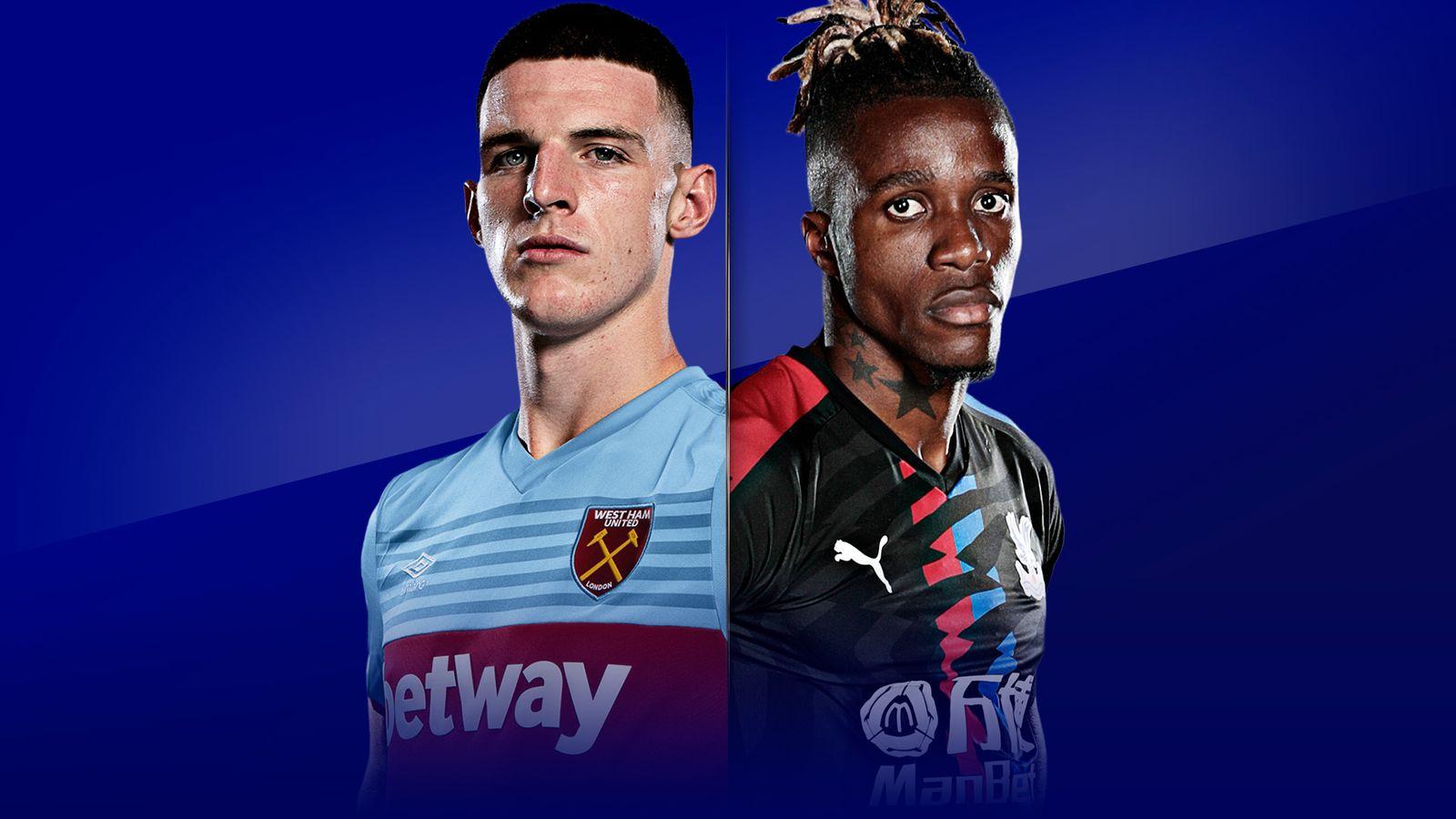 Premier League match previews