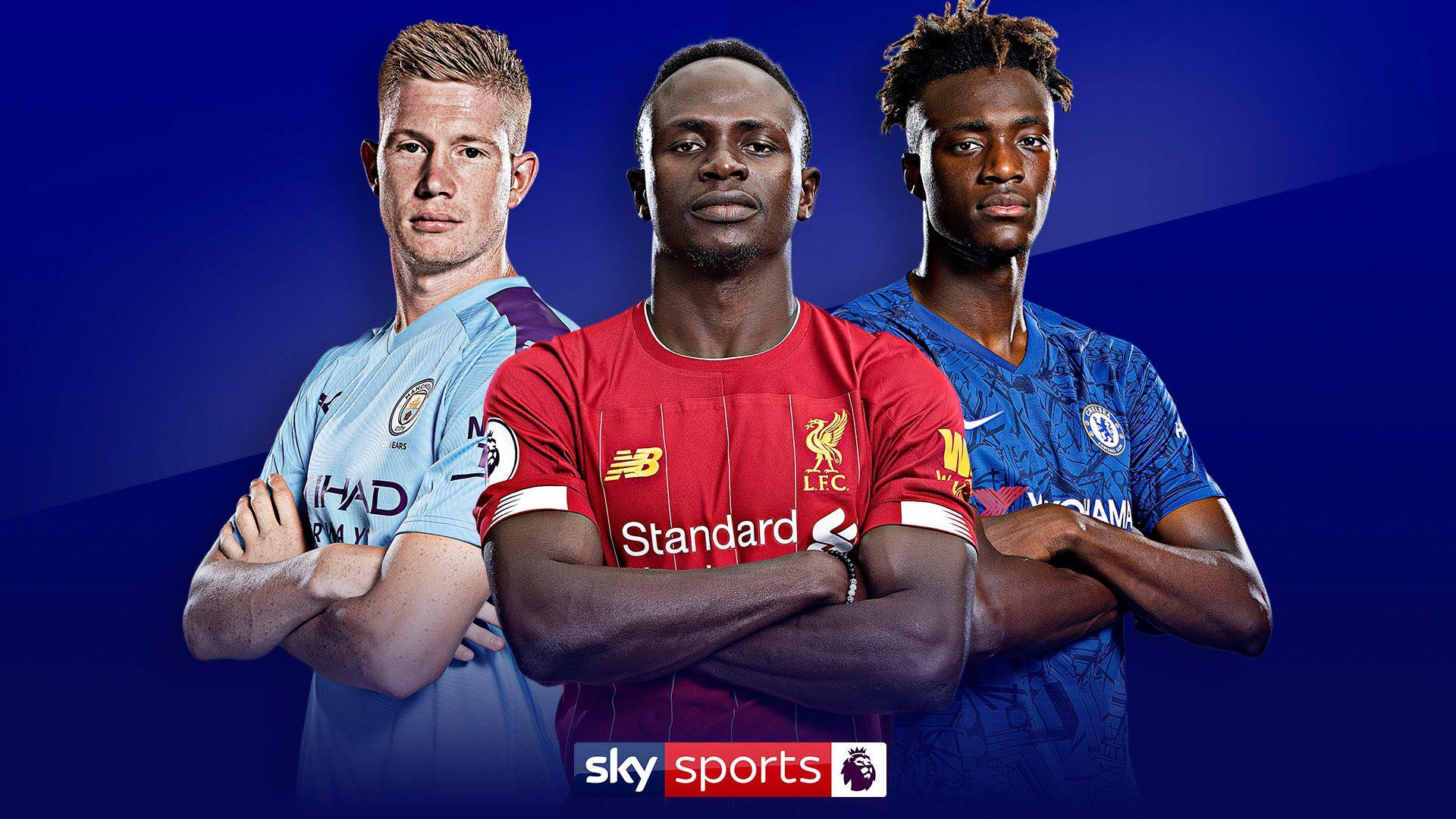 Premier League restart: The live games on Sky
