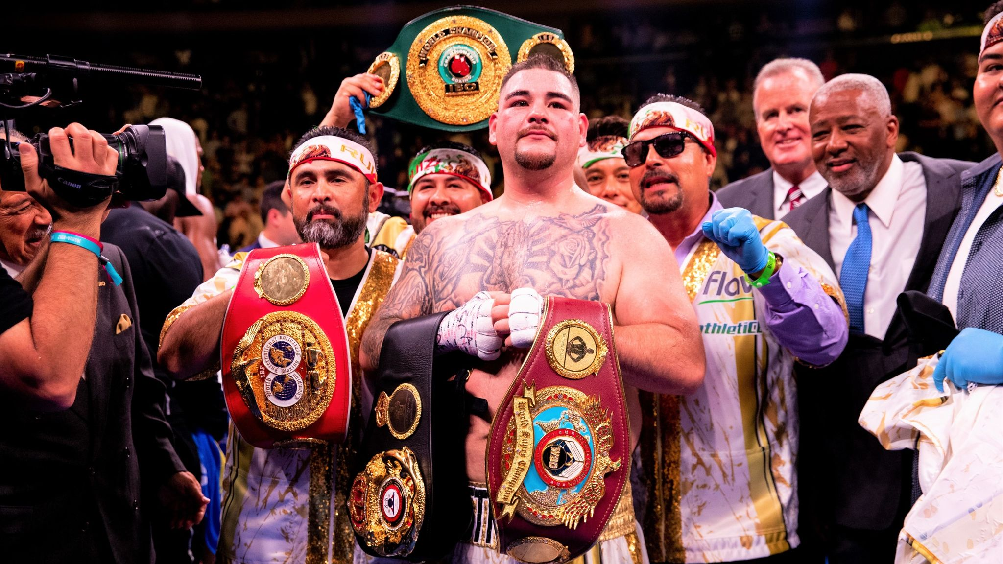 Andy Ruiz Jr a one-hit wonder? A new trainer is a new start but can he commit fully?
