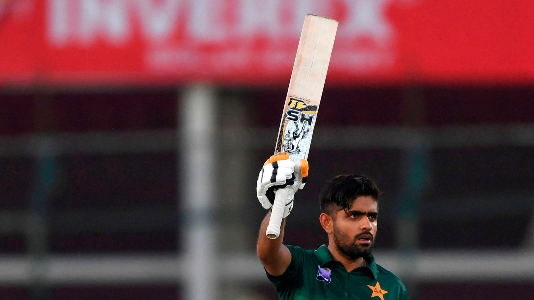 Azhar Ali replaces Sarfaraz Ahmed as Pakistan Test captain