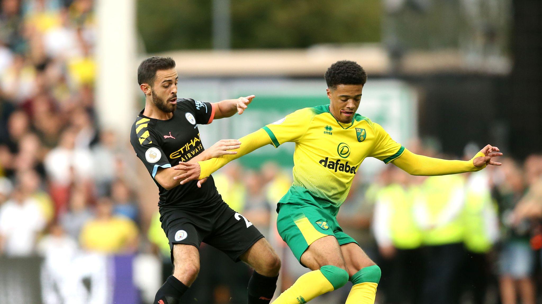 Eddie Howe says Norwich remind him of Bournemouth
