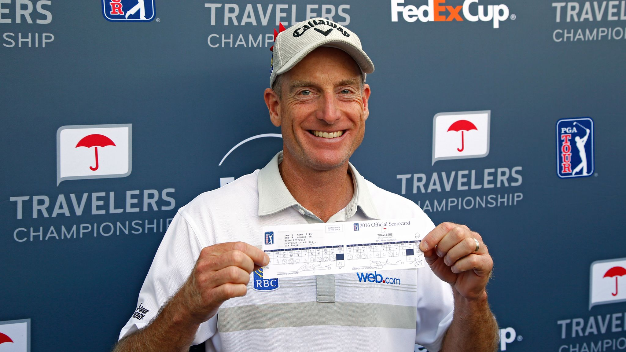David Carey shoots amazing round of 57 during Alps Tour event