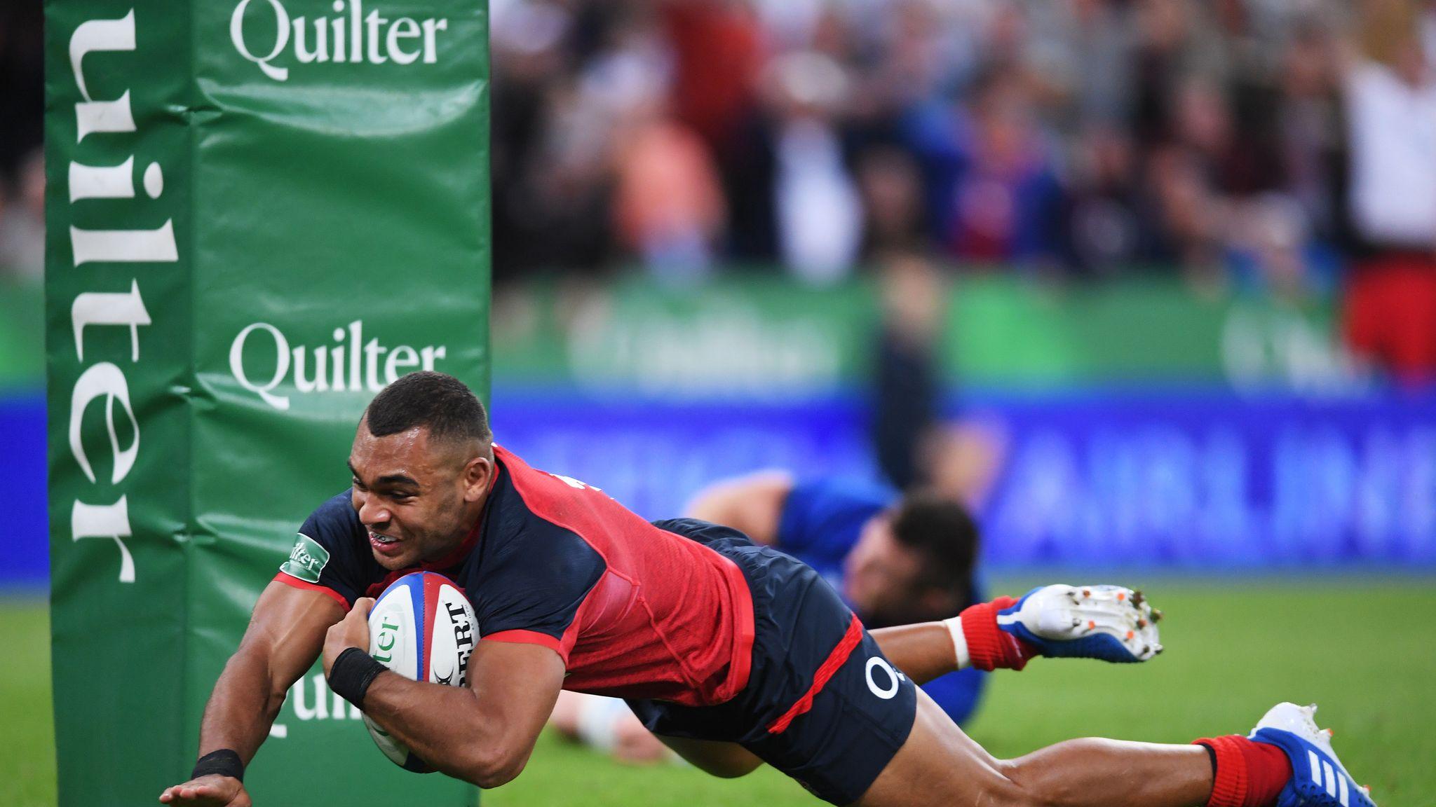 Joe Marchant to leave Harlequins for Super Rugby sabbatical