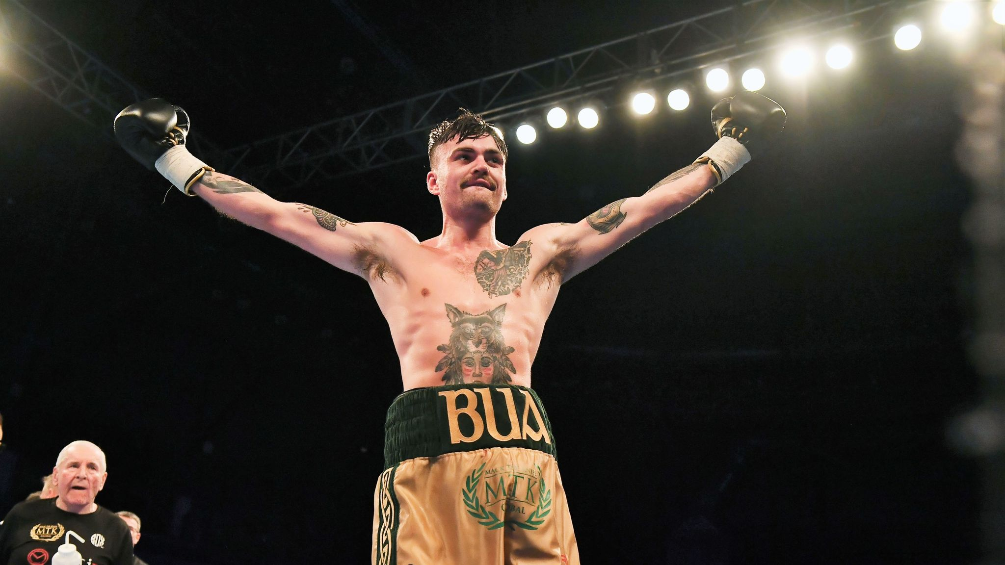 Golden Contract: Ohara Davies gives his take on Tyrone McKenna backstage bust-up