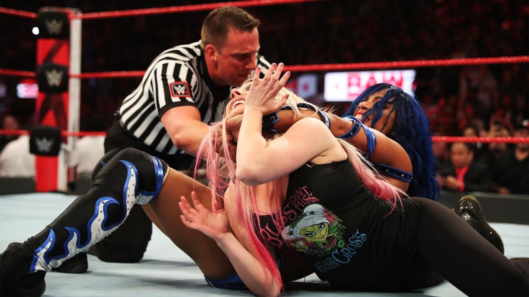WWE talking points: The weekly winners and losers in the world of sports entertainment