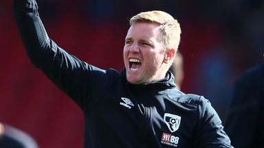 fifa live scores - Eddie Howe: Bournemouth's Carabao Cup exit won't detract from fine Premier League start