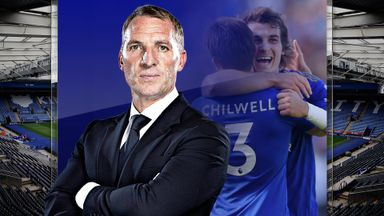 fifa live scores - Brendan Rodgers has transformed Leicester City into a top-four team