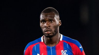 fifa live scores - Chrstian Benteke: Crystal Palace striker's sentencing for speeding offences adjourned