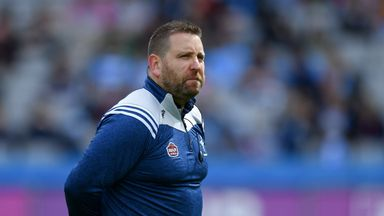 Cian O'Neill stepped down as manager of the Lilywhites after their qualifier loss to Tyrone