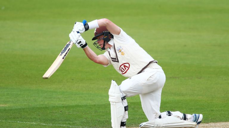 Pope has starred for Surrey this summer - will be replicate that form for England?