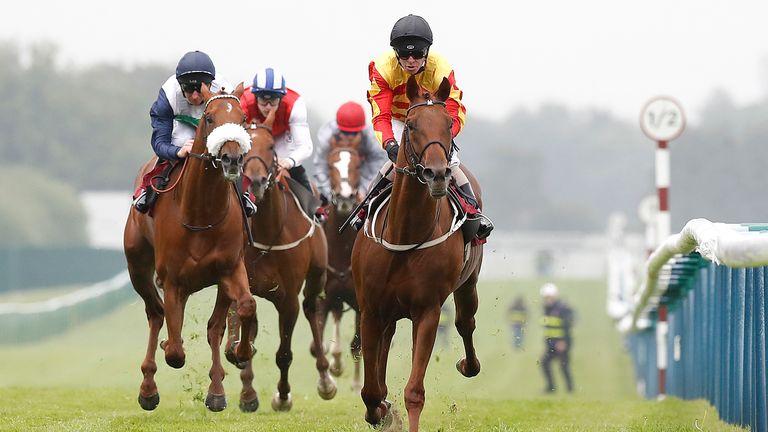 Sir Ron Priestley - unlikely to run again this season