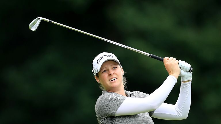 Ally Mcdonald will now make her debut at Gleneagles