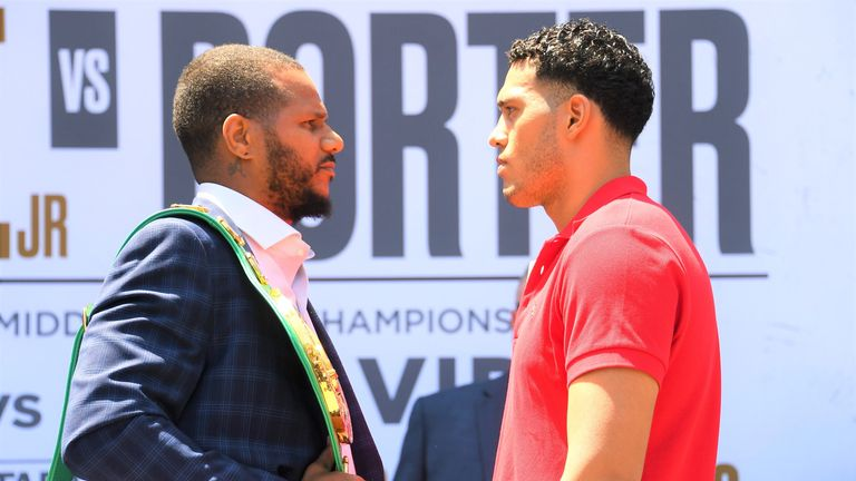 Anthony Dirrell makes WBC title defence against David Benavidez