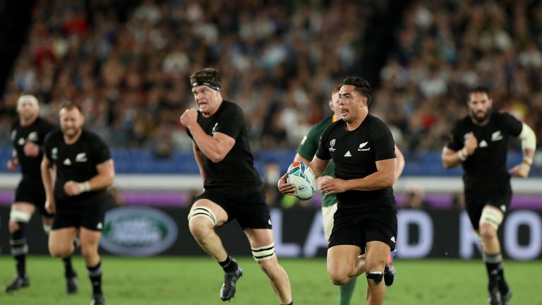 New Zealand proved too strong for South Africa