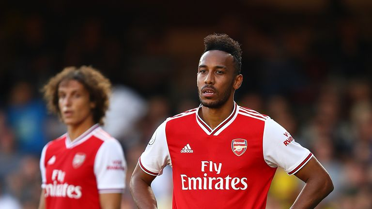 Arsenal were held to a 2-2 draw against Watford at the weekend, having led 2-0 at half-time