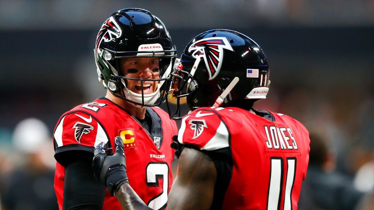 Atlanta Falcons beat Philadelphia Eagles in Sunday Night Football