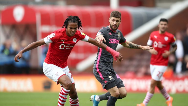Barnsley and Leeds missed plenty of chances at Oakwell