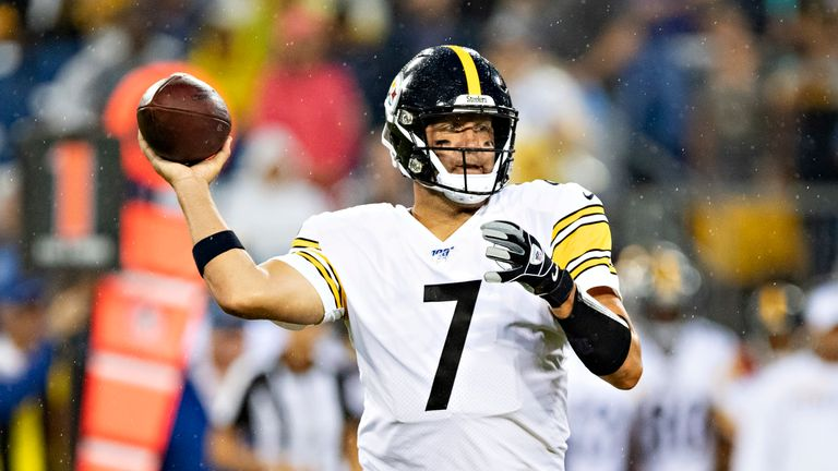 At 37, Ben Roethlisberger is still playing at an elite level