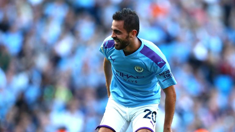 Bernardo Silva says Man City wanted to put on show in 8-0 drubbing of Watford