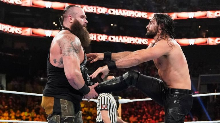 Braun Strowman is unquestionably a Monster Among Men but continues to struggle to become a champion among men