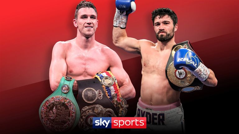 Callum Smith to defend belt vs. John Ryder on November 23