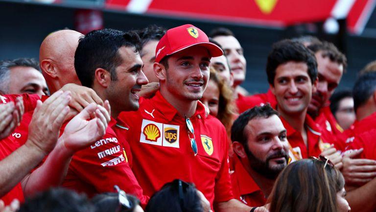 Martin Brundle on Charles Leclerc, Sebastian Vettel and Italy's tense thriller