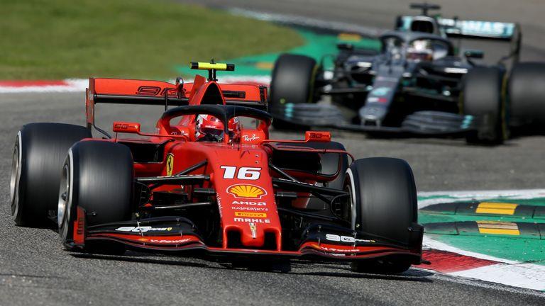 Karun Chandhok: How Charles Leclerc beat Mercedes at Monza | F1 News