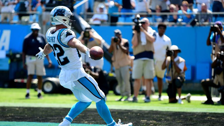 McCaffrey is one of the league's best all-round weapons