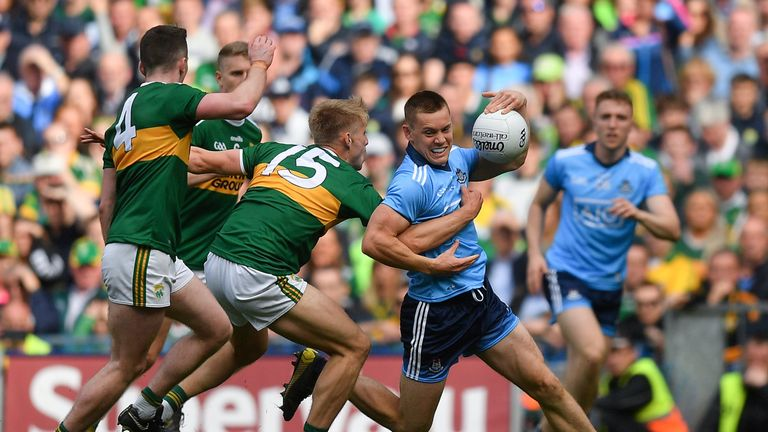 Dublin will be hoping Con O'Callaghan will have a greater impact in the replay