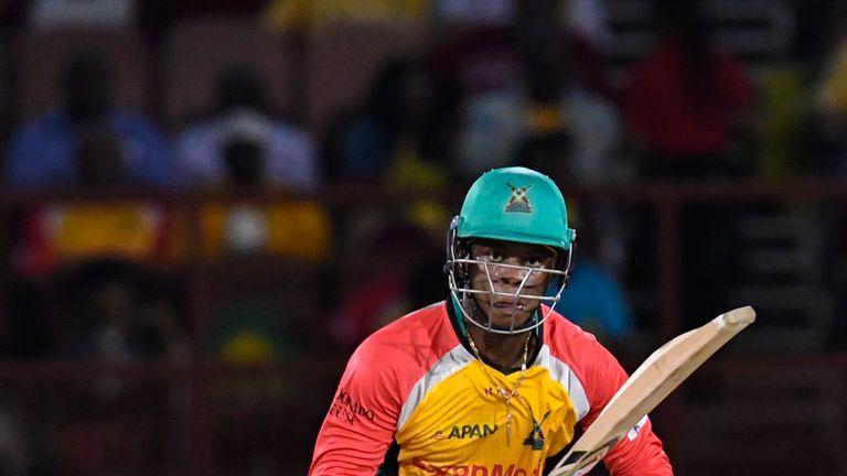 Shimron Hetmyer is a key batsman for Guyana Amazon Warriors